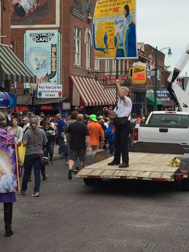 Photo Beale Street BLAST